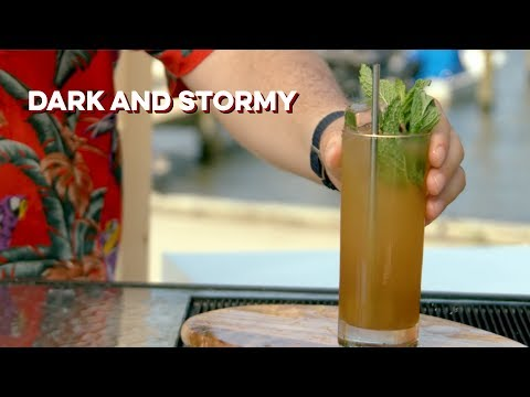 How to Drink: Dark and Stormy
