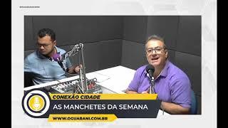 CONEXÃO CIDADE - 07-03-20