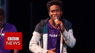 Harvard student submits a hip-hop album as his final dissertation  - BBC News