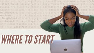 Where To Start Learning How To Code