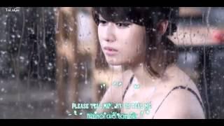 [HD MV || Kara Lyrics || Vietsub] Why Does It Rain - Darin