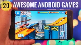 Top 20 Android Games You Must Play