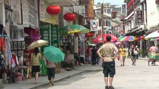 Video : China : West Street in YangShuo 阳朔, GuangXi province