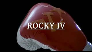 Europe - Rock The Night - ROCKY IV