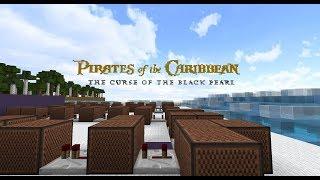 Pirates of the Caribbean - He's A Pirate [Minecraft Noteblocks]