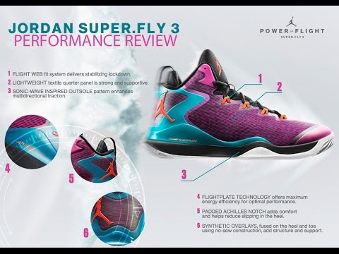 43c1ab089b0 Jordan Ultra Fly Performance Test