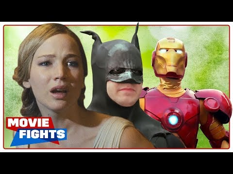 How to Ruin Movies Forever - MOVIE FIGHTS!!