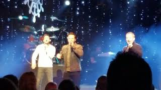 Give me just one night (Una Noche)/ Feliz Navidad - 98 Degrees