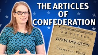 The Articles of Confederation and the road to the Constitution | History with Ms. H.