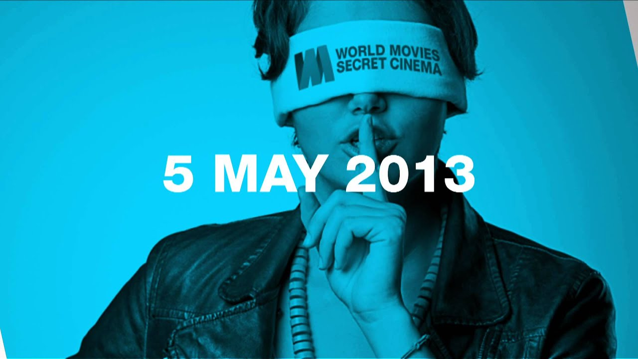 Melbourne Will Get Its Very First Secret Cinema In May