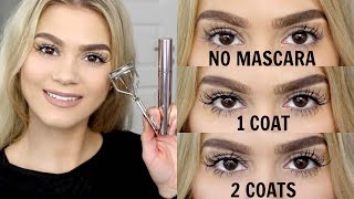 My Mascara Routine   How To Get Perfect, Long, Full & Voluminous Lashes
