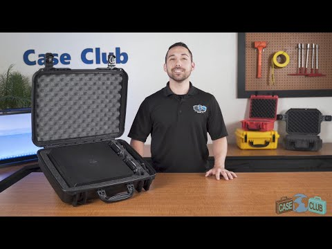 PlayStation 4 Pro / PS4 Pro Heavy Duty Travel Case - Featured Youtube Video