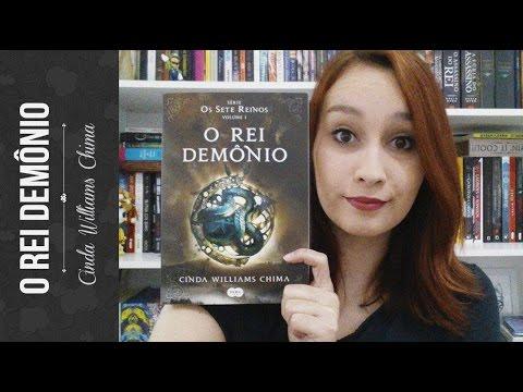 #RESENHA: O Rei Demônio - Cinda Williams Chima | Resenhando Sonhos