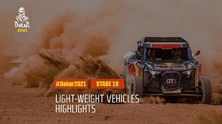 DAKAR2021 - Stage 10 - Neom / AlUla - Light Weight Vehicle Highlights