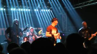 Video Onanizer - Live Power Grindcore Melodka Brno 2014
