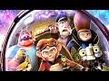 SPARK : la Folle Aventure de L'Espace - Film COMPLET en Français (Animat...