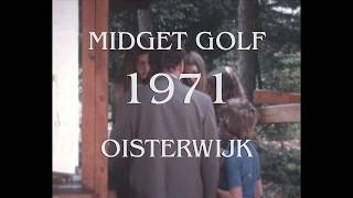 Midgetgolf Oisterwijk 1971