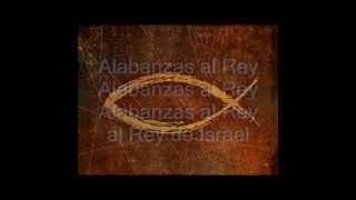 Alabanzas al Rey pista - Marcela Gandara.wmv