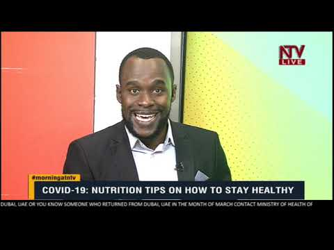 TAKE NOTE: Nutrition tips on how to stay healthy
