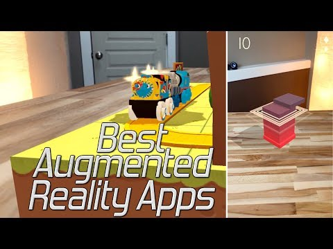 Best Augmented Reality Apps using iOS 11's ARKit!