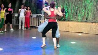 Kizomba Dance Video