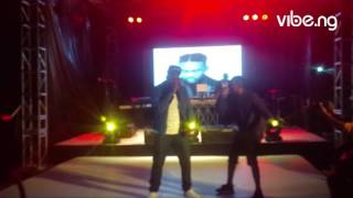 Dice Ailes And Loose Kaynon Performance At The 5ive Live Hip Hop Sessions With Illbliss