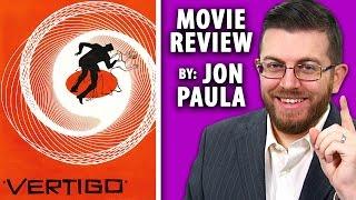 Vertigo (Alfred Hitchcock) --- Movie Review #JPMN