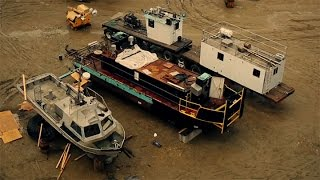 Building Tugboats Out of Scrap | Gold Rush