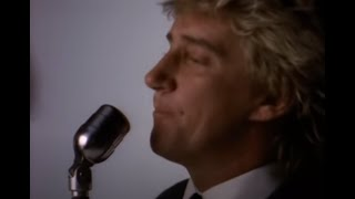 Rod Stewart - This Old Heart of Mine (with Ronald Isley) (Official Video)