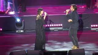 """""""The other side of love"""" - Elisa & Jack Savoretti (Together Here We Are-Arena di Verona 13/09/2017)"""