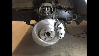 BIG Brake upgrade for your crown vic swapped Ford F100