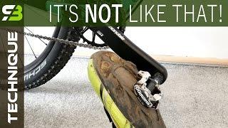 3 Biggest Myths About Clipless Pedals. SPD vs Platform Pedals.