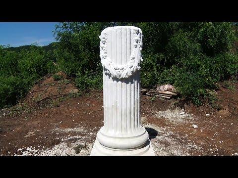 Геніальні витвори угорського скульптора відтворюють на Мукачівщині (ВІДЕО)