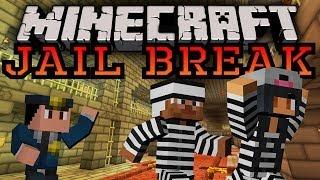 Minecraft Jail Break! - In Da