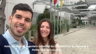 Conoce Algeciras como destino Erasmus