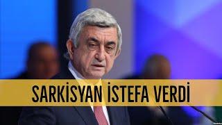Ermənistanın baş naziri necə yola salındı? - Gündəlik Xəbərlər (23.04.2018)