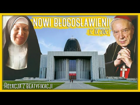 Nowi Błogosławieni! - relacja z uroczystości w Warszawie