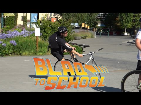 HowTo: Blaq to School in Style!