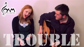Christina Aguilera - I Got Trouble (Cover by Owen Neligan & Jezilyn Martyn)