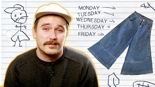 I Wore JNCO Jeans For A Week thumbnail