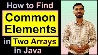 Arrays In Java - Java Tutorials for Beginners