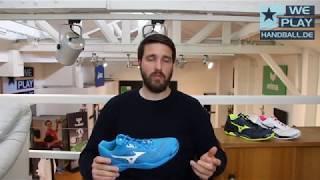 Review Handballschuhe 2018/19: mizuno STEALTH V