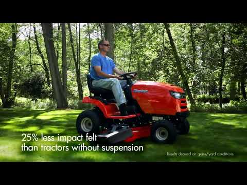 2019 Simplicity Regent 48 in. Briggs & Stratton 25 hp Rear Suspension in Lafayette, Indiana - Video 1