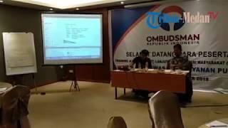 Ombudsman RI Sumut Laksanakan Diskusi Bertajuk Training of Trainer