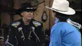 Jerry Jeff Walker interviews Mark Chesnutt 1991