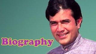 Rajesh Khanna Biography | राजेश खन्ना की जीवनी | First Superstar of Indian Cinema | बॉलीवुड अभिनेता - Download this Video in MP3, M4A, WEBM, MP4, 3GP