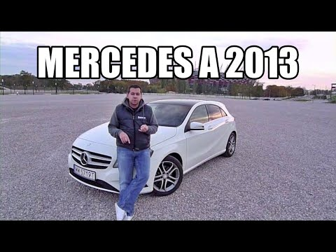 Mercedes A-Class - test drive and review