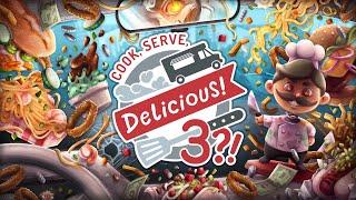 videó Cook, Serve, Delicious! 3?!
