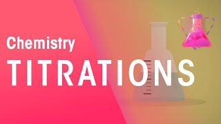 How To Do Titrations | Chemistry For All | FuseSchool