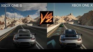 Comparazione S vs X 4K - Dubai
